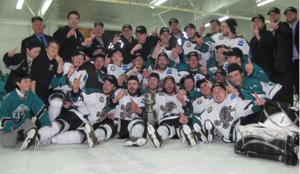 2011 SJHL Champions