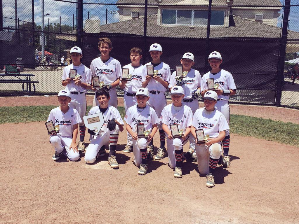 12u (Hileman) finishes as runner-up at Kings Island Invitational