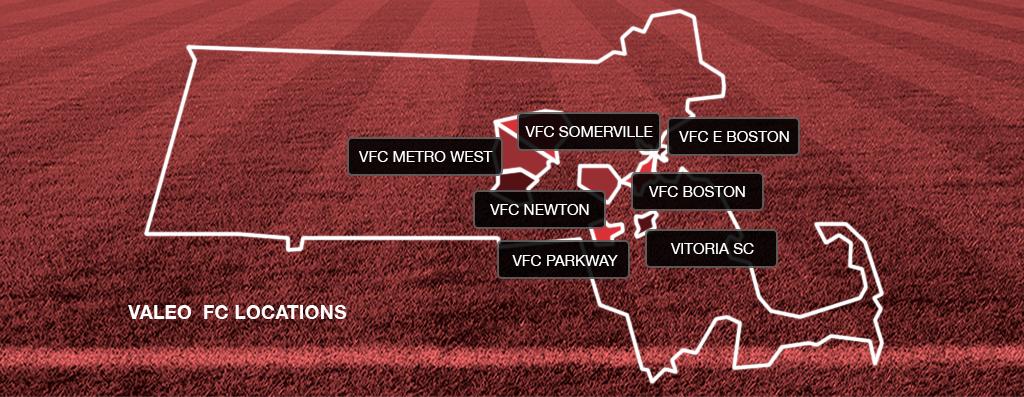 valeo locations map