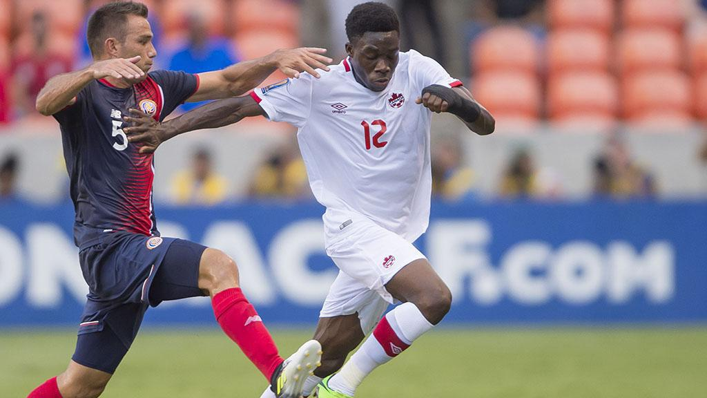 Davies, Canada Earn Draw with Costa Rica