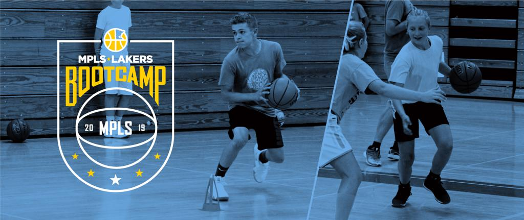 Mpls Lakers Boot Camp Training Sessions help prepare players for the upcoming tryouts and basketball season