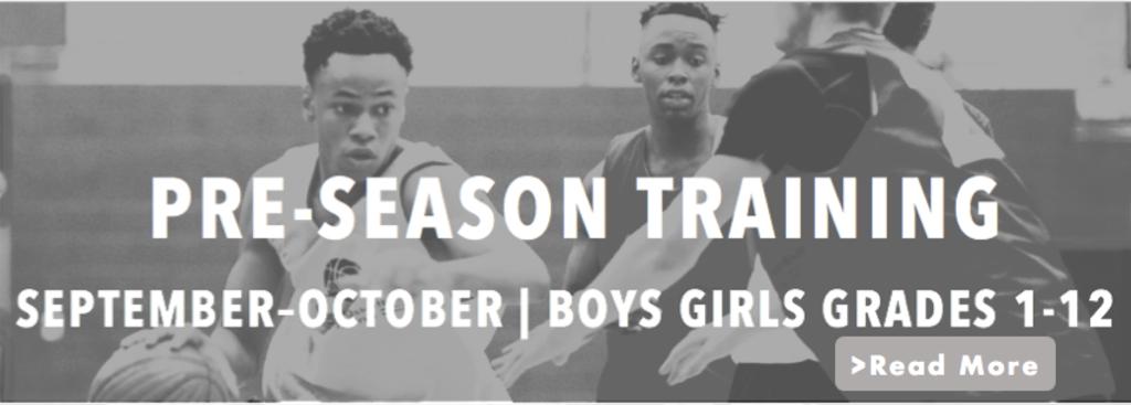 AAO ASST. Pre-Season Training Oct - Nov