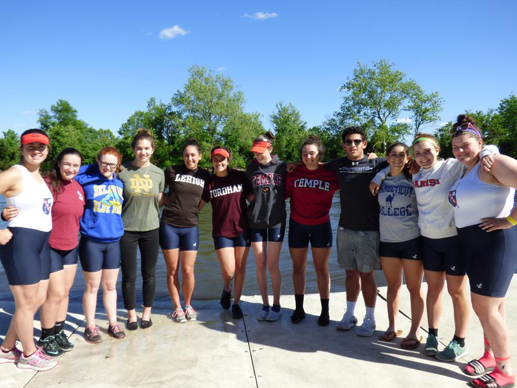 The 2017 Spring Senior Class - Delaware's premier youth rowing club, located just south of Wilmington, DE