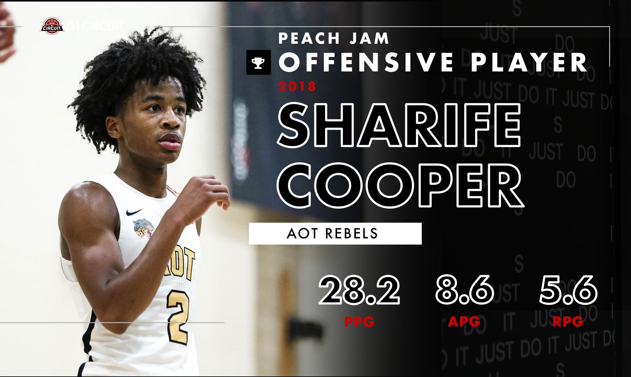 peach jam offensive pots sharife cooper