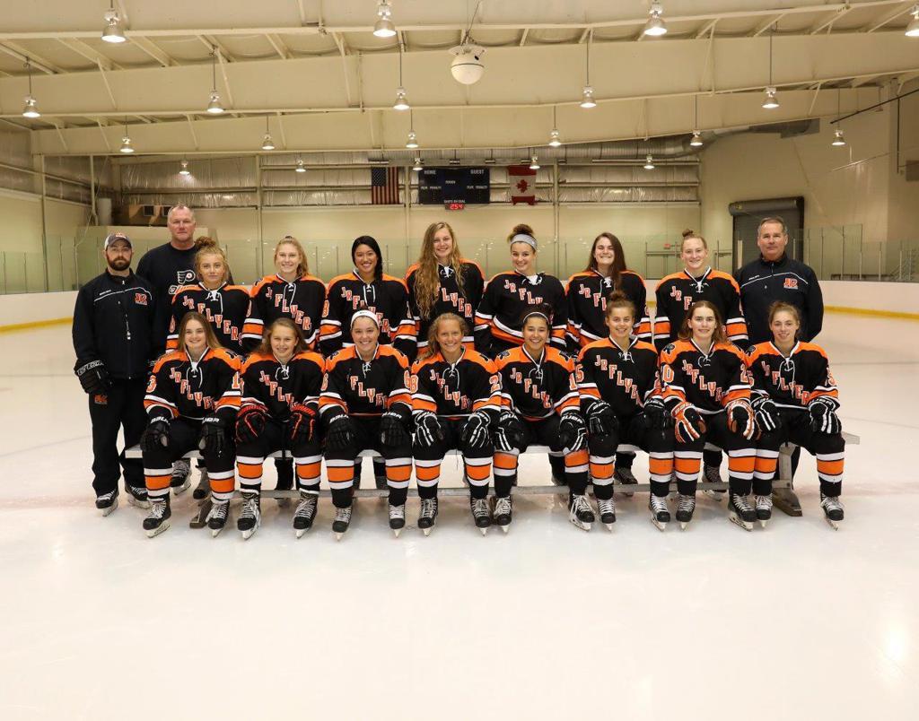 2017-18 Philadelphia Jr Flyers Girls 19U Team