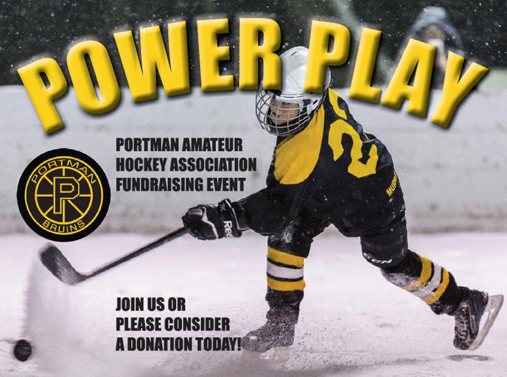 Power Play for Portman