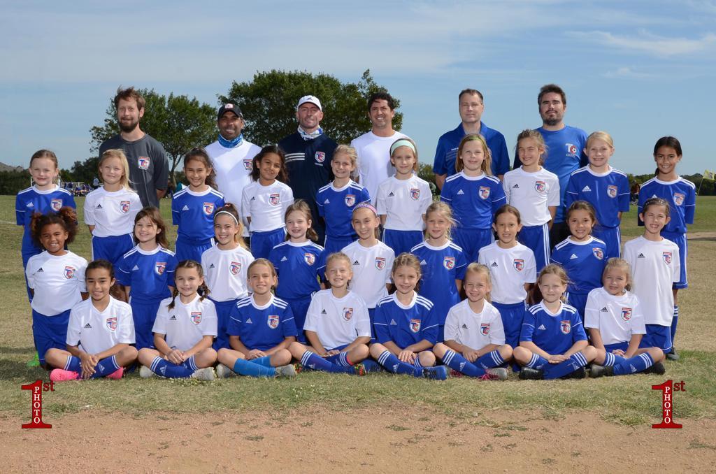 T&C Sports Academy Team Photo