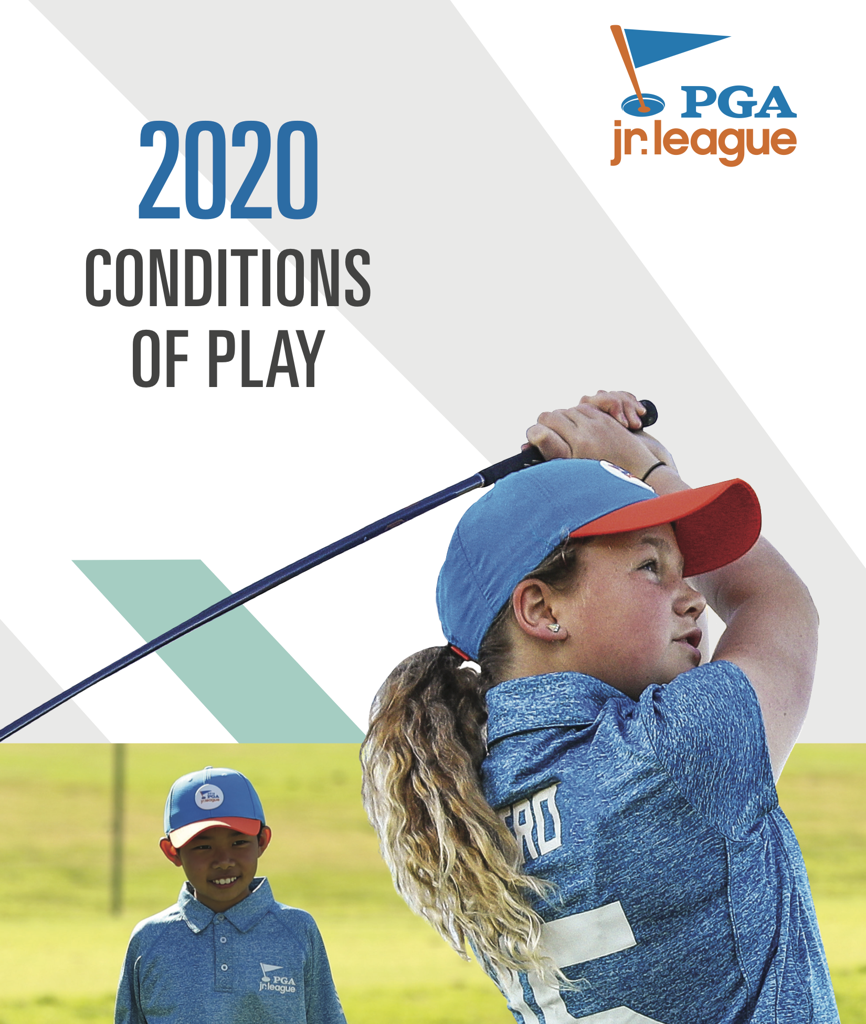 2020 Conditions of Play