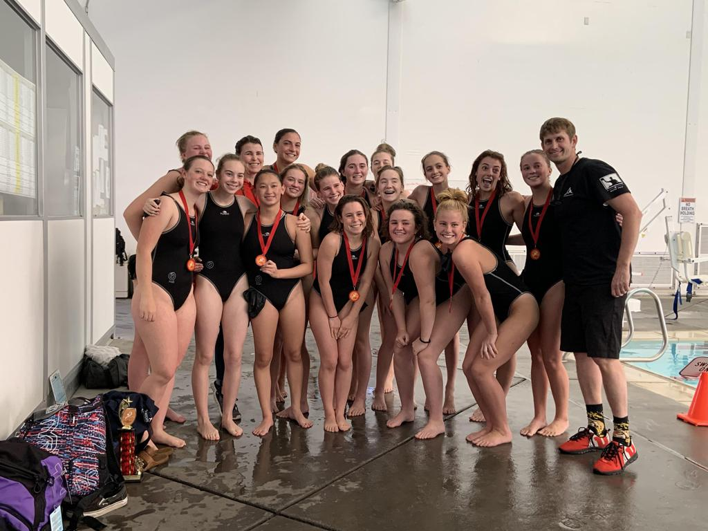 2019 18U Gold Women 2nd Place!