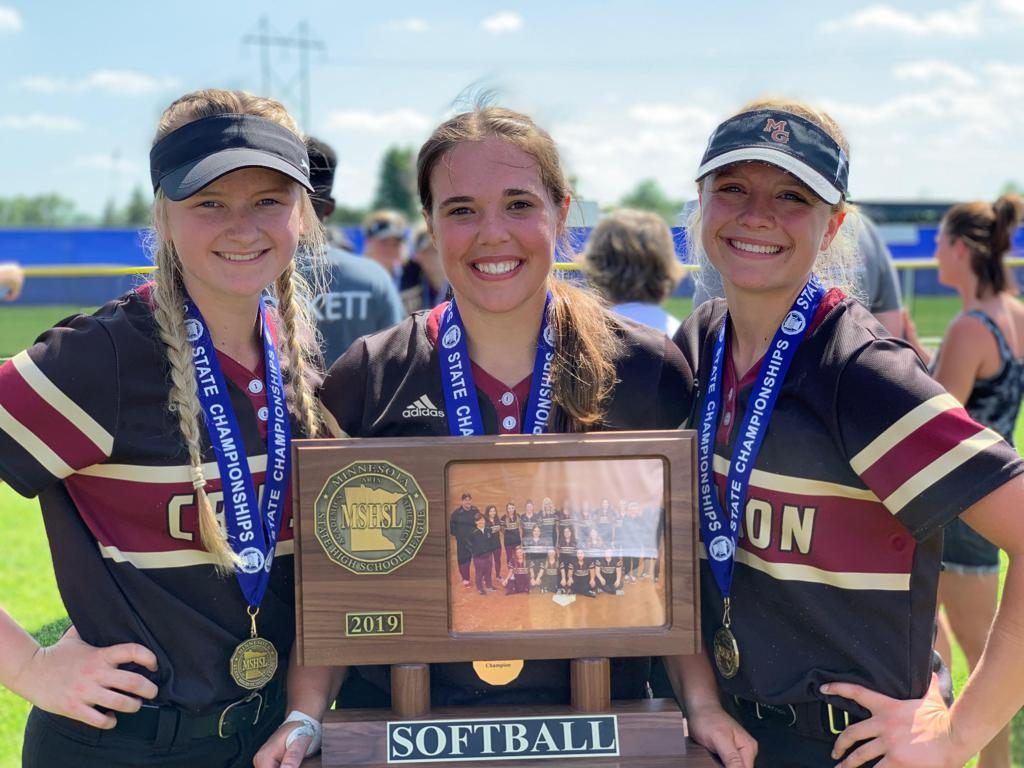 CLASS AAAA 2019 State Champions-Maple Grove High School