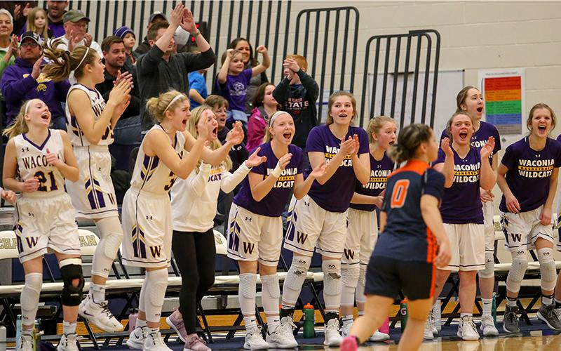 Battle-tested Waconia, which joined Class 3A, Section 2 before the start of this season, takes on defending section champion Marshall this Saturday. Photo by Cheryl A. Myers, SportsEngine