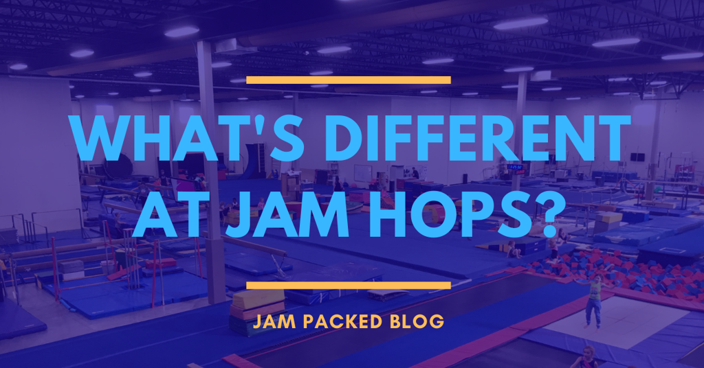 What's different at Jam Hops?