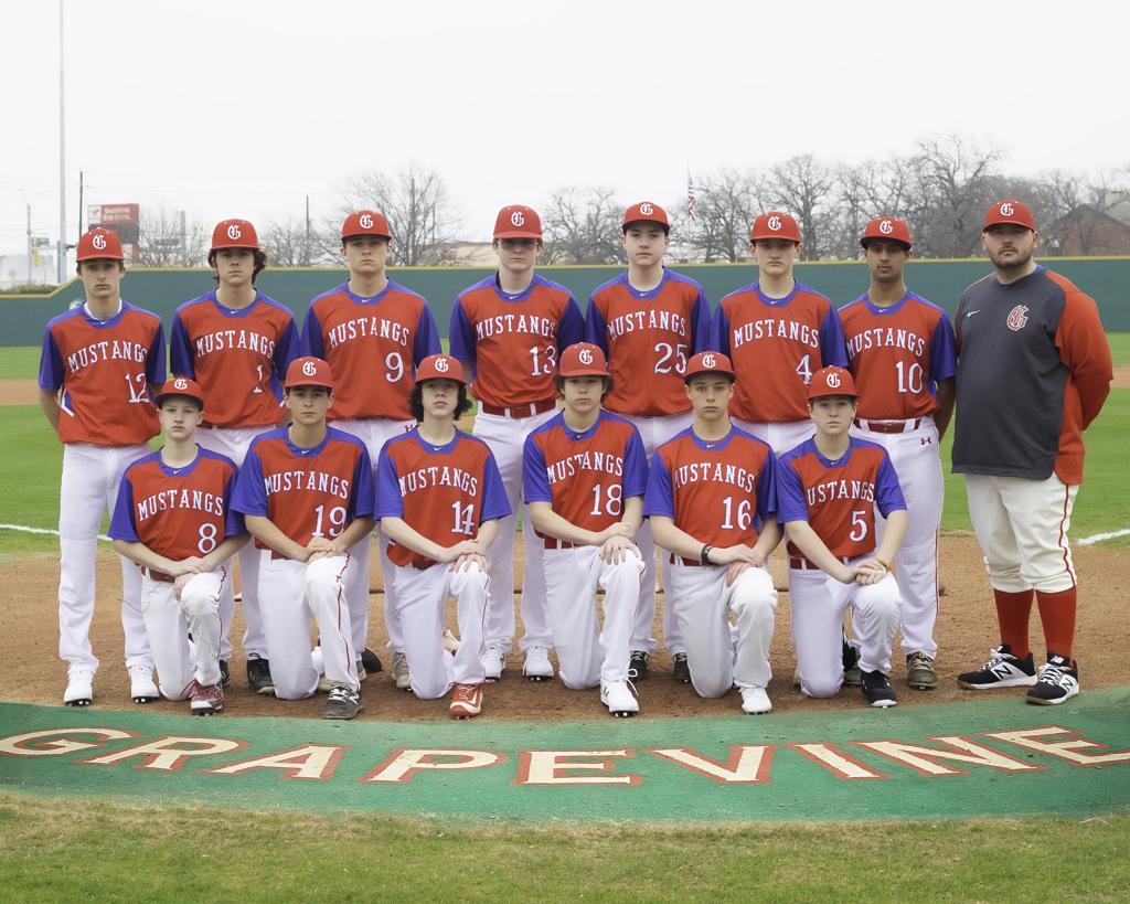 2019 Grapevine Freshmen Team