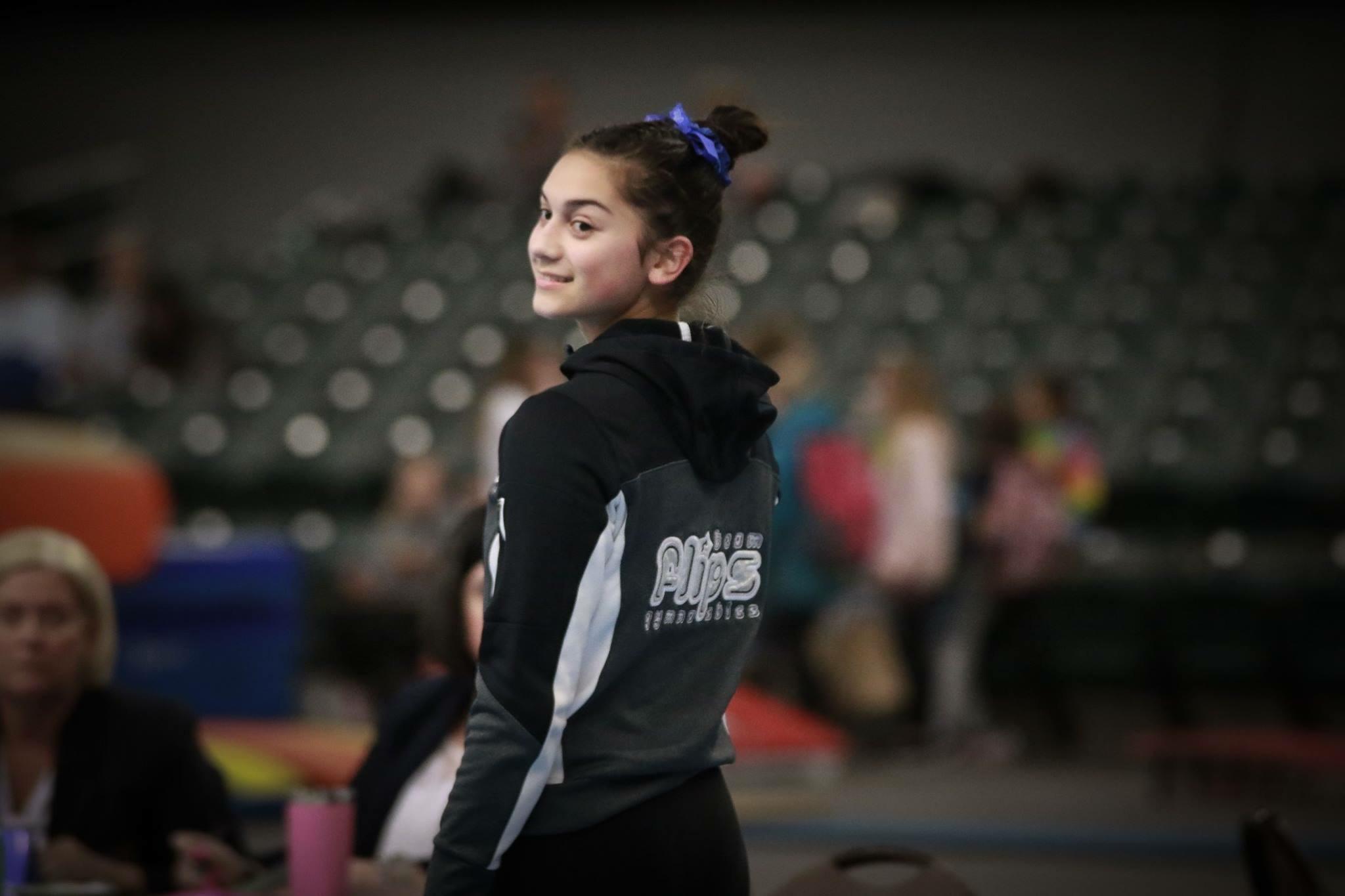 Emma Flips Gymnastics Alumni 2019