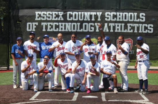 Jersey Dodgers, 2019 Int AAA Garden State Series Champions