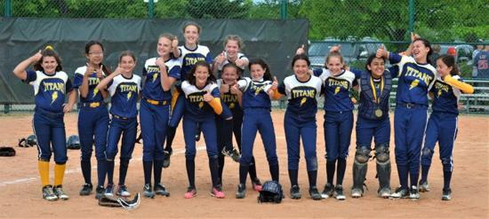 Glenview Titans Fastpitch