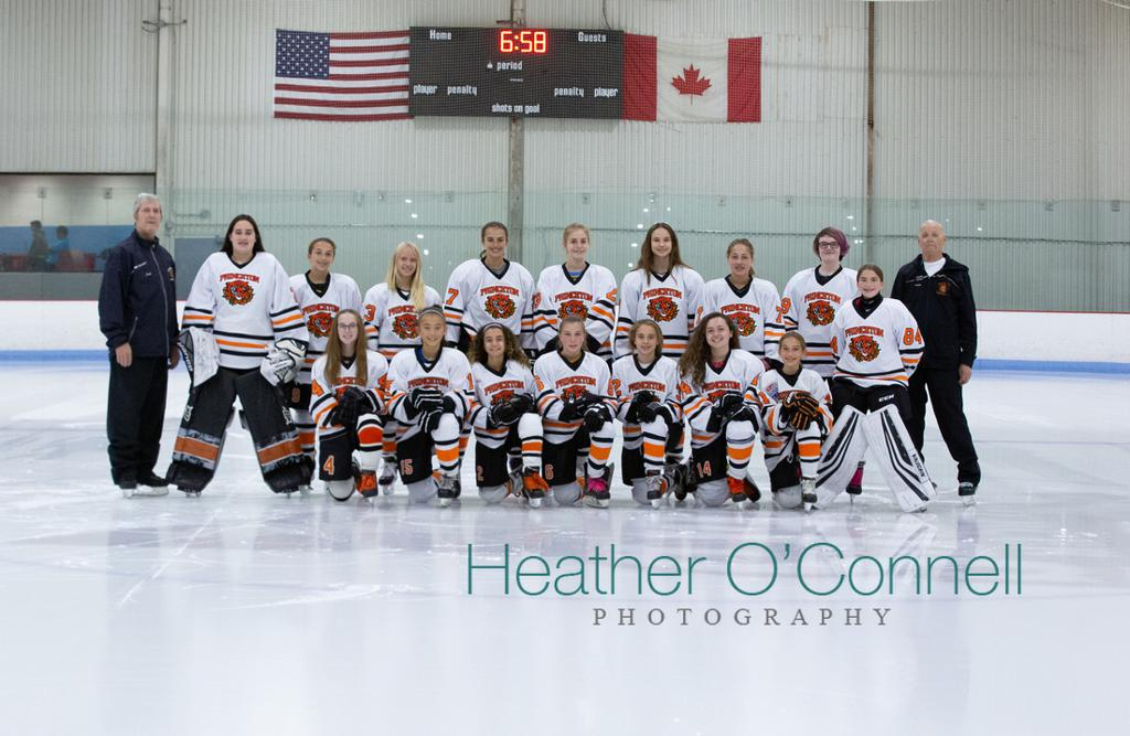 U 14 A Princeton Tiger Lilies Team