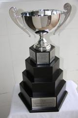 KCIC Championship Trophy - Chris Mentzel Memorial Cup