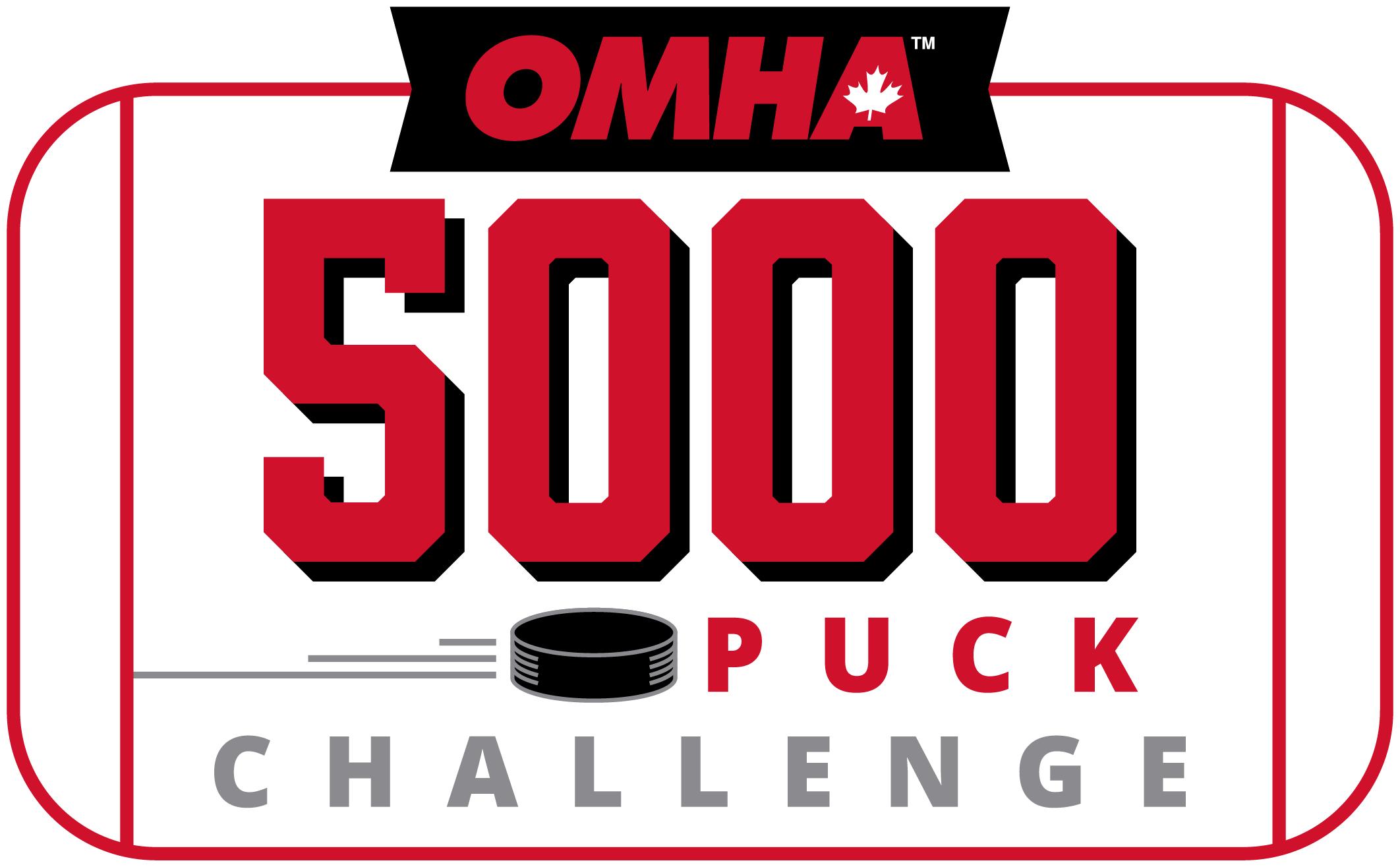 5000 Puck Challenge