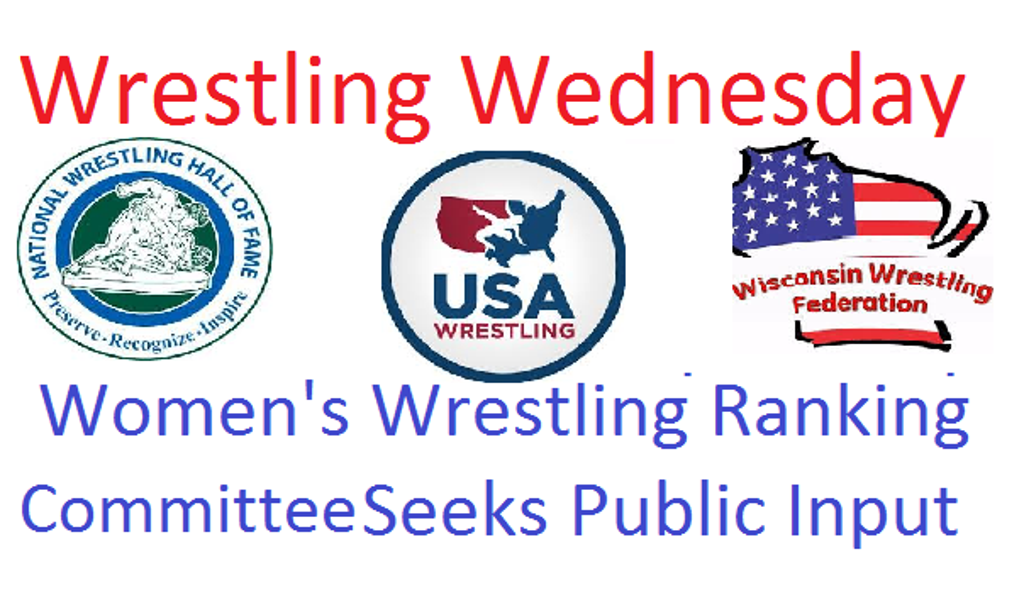 Wrestling Wednesday 1/23