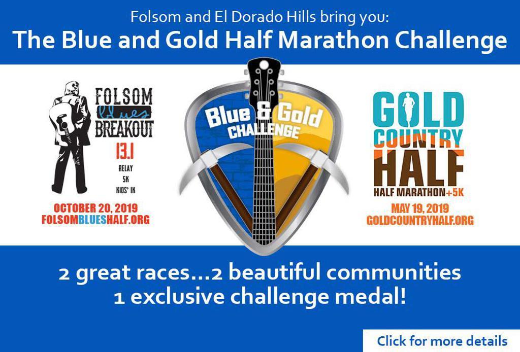 Blue & Gold Challenge