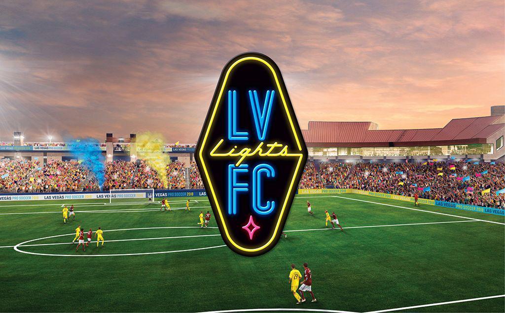 LV Lights FC Logo