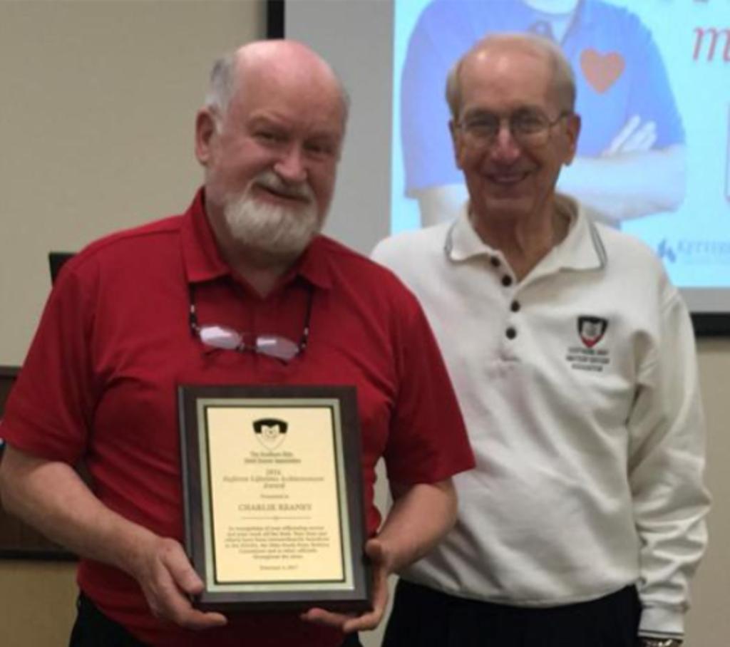 Image of Keaney Referee Award