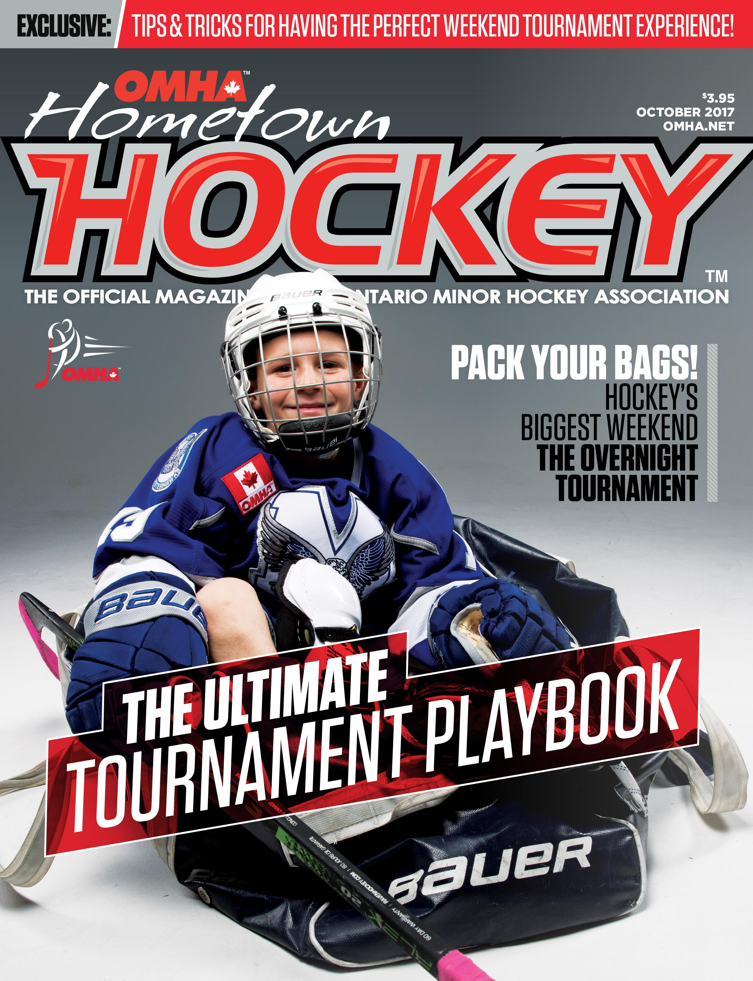 hometown hockey magazine