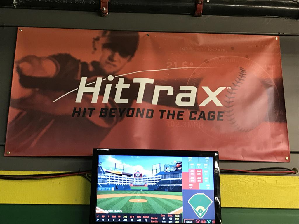 Use the HitTrax all summer long