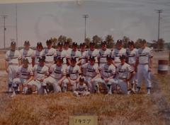 Post 11 1977 Team Picture