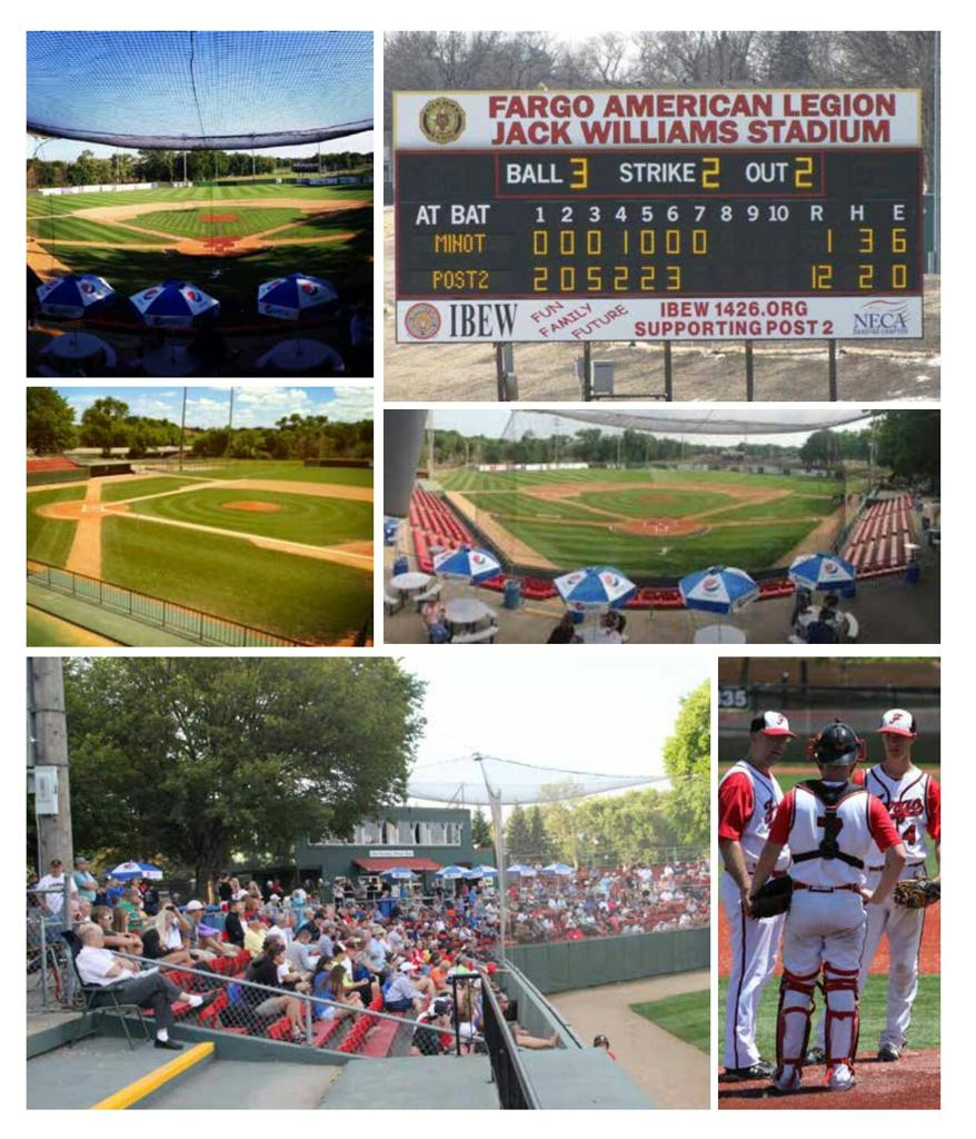 2019 Tournaments Hosted by Post 2 Baseball