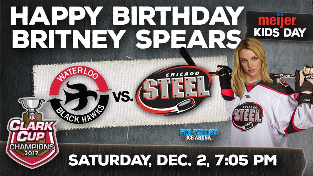 Britney spears birthday celebration saturday disclaimer this invitation is not actually from britney spears nor will britney spears be attending her birthday party at the steel game stopboris Choice Image