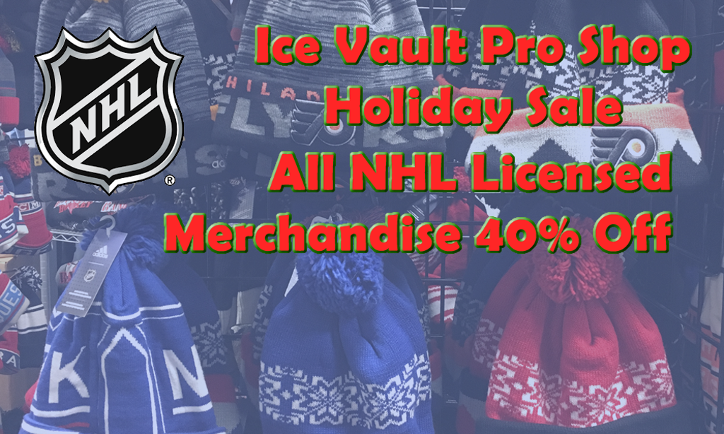 Ice Vault Pro Shop Sale