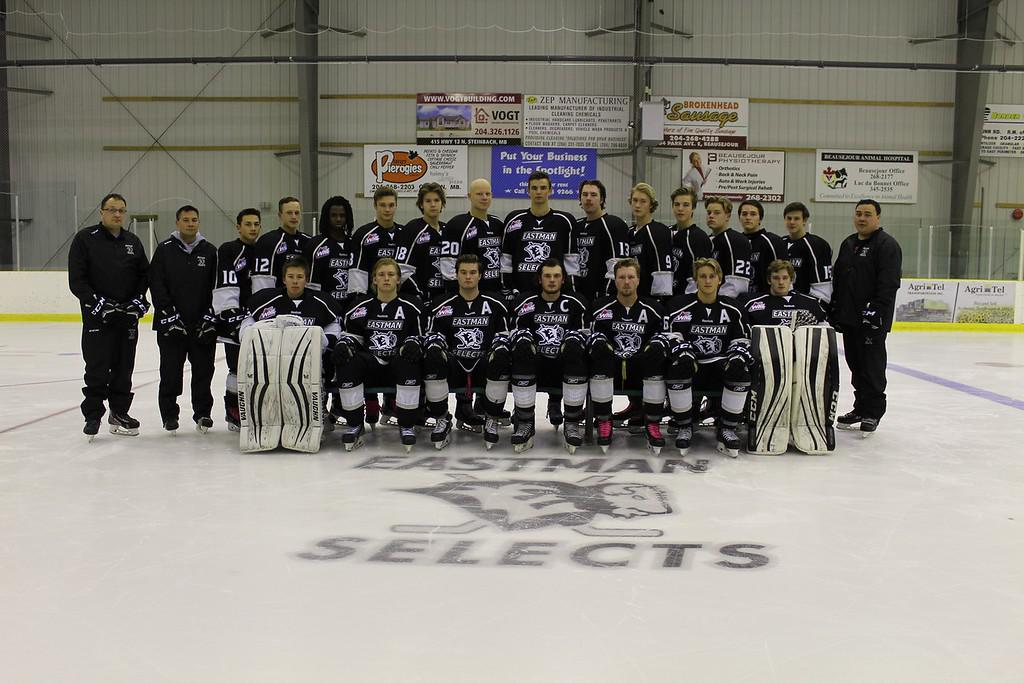 Eastman midget hockey