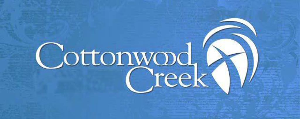 Image result for cottonwood creek church
