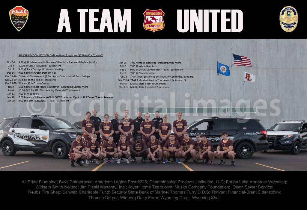 2017-18 Season Poster