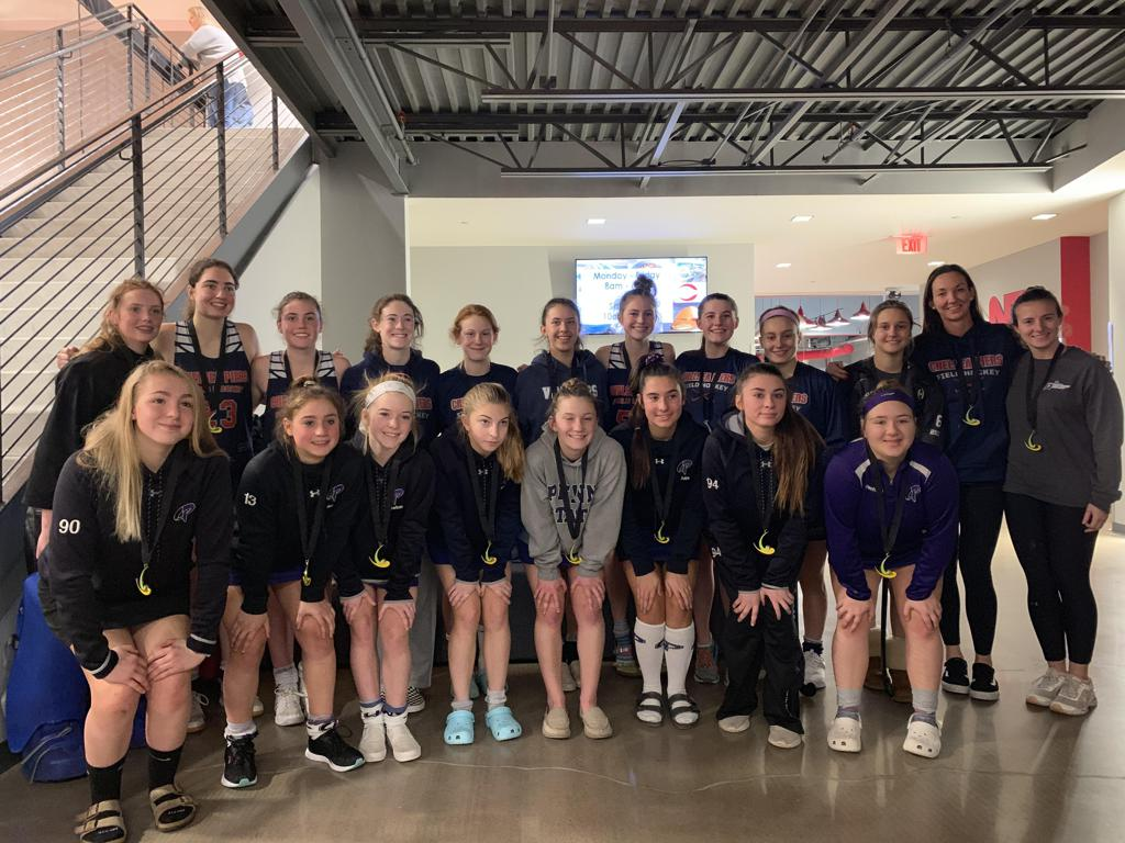 U16 Blue/Silver wins Silver at JPI Tournament 12/14-12/15!