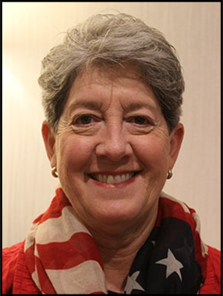 USA Volleyball's Chairman of the Board, Cecile Reynaud