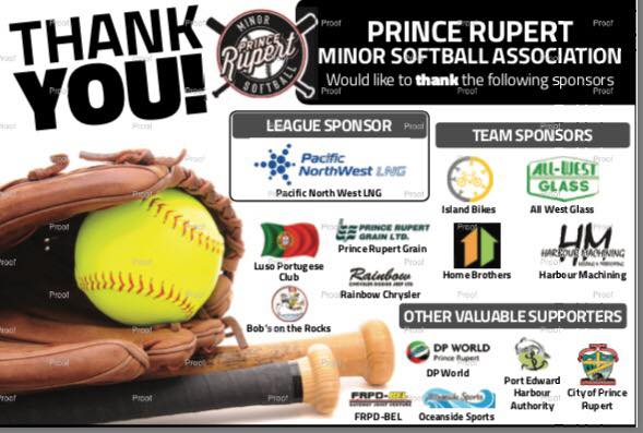 THANK YOU TO OUR 2017 SPONSORS AND SUPPORTERS!!!