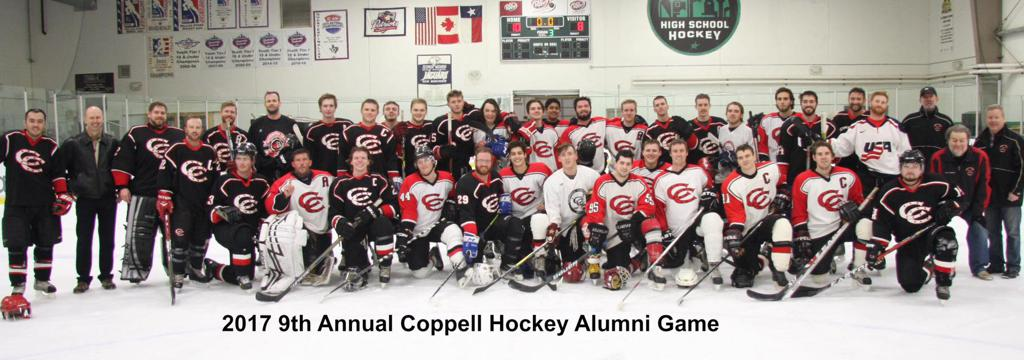 The 9th Annual CHSHA Alumni Hockey Game