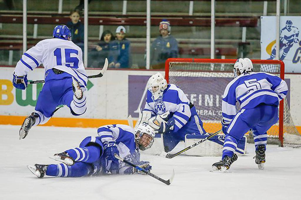 St. Thomas Academy Takes Schwan's Cup Gold Division After Defeating Minnetonka In Shootout