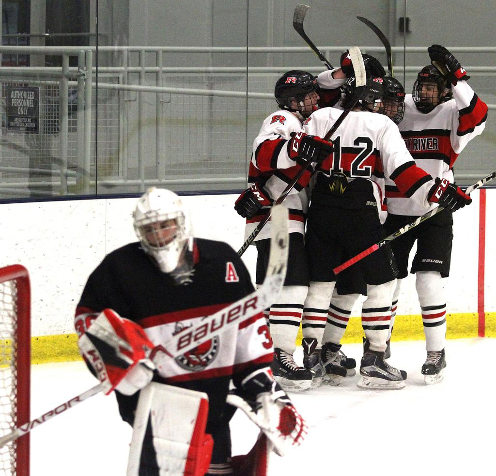 MN H.S.: Elk River Too Much For Stillwater At Hockey For Life Classic