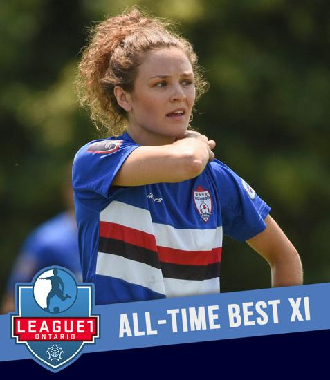 April Syme: L1O All-Time Best XI
