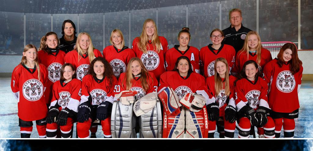 Washington Wild 12UAA Rep Team, 2017-2018