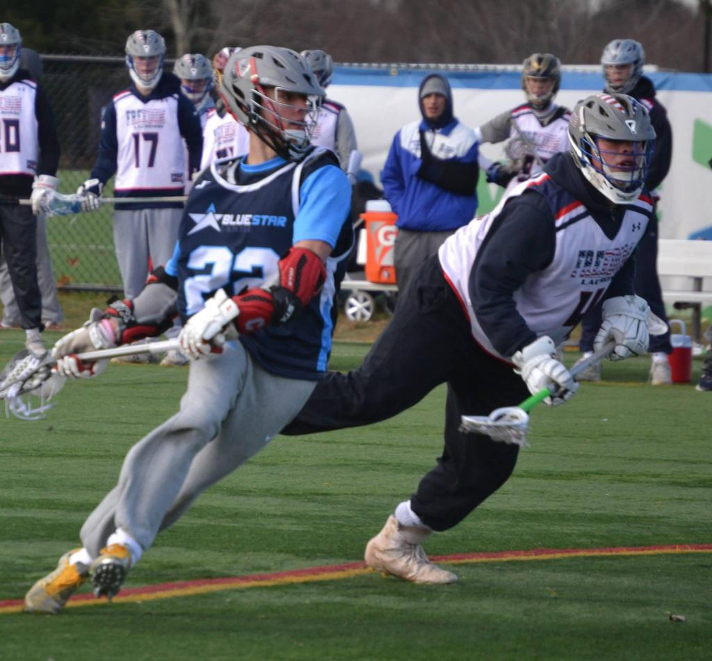 Trevor Deubner at NXT Philly Showcase
