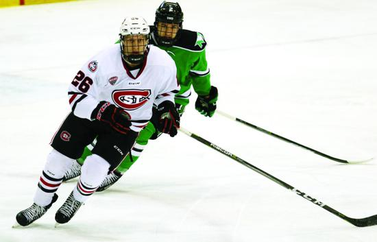 NCHC: The First Family Of St. Cloud State Hockey