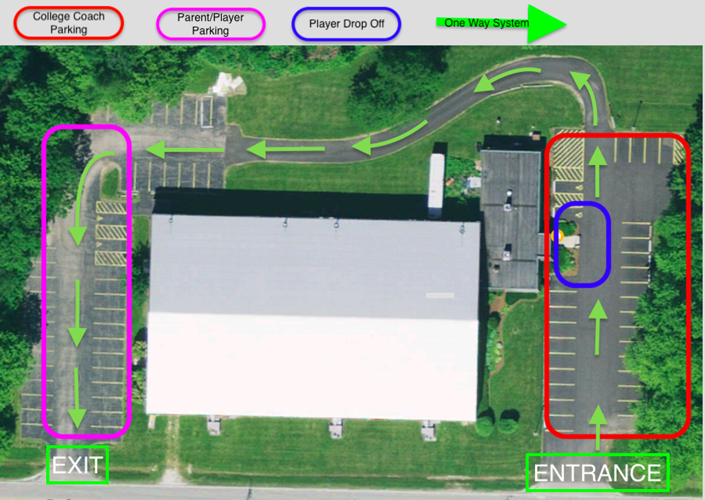 CAMPTON INDOOR BUILDING: 3n800 Peck Rd, St Charles, IL 60175