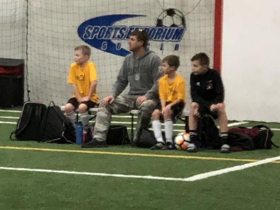 Holiday 3v3 Soccer Tournament
