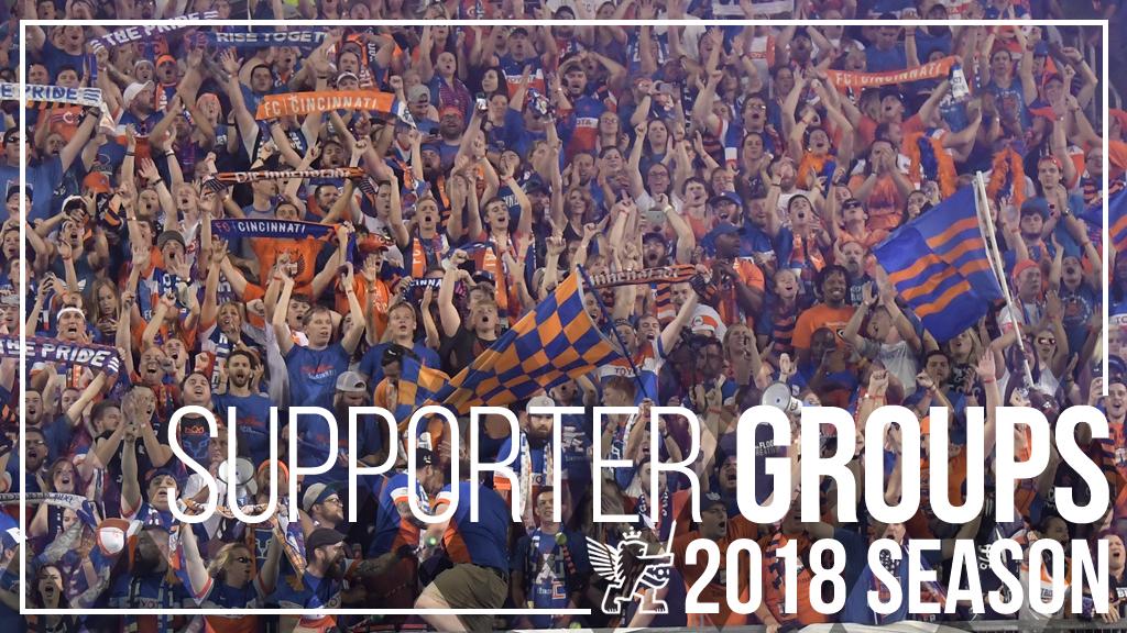 FC Cincinnati Supporter Groups