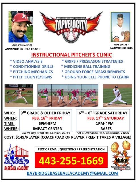 The GusBusPHD presents Nuke Baseball and TopVelocity Training on the KOTH